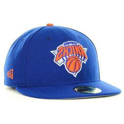 New York KNICKS New Era 59Fifty Fitted NBA Baseball Hat