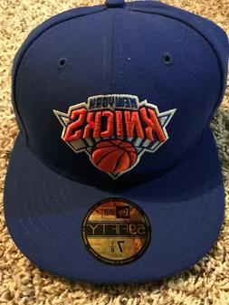New York Knicks 59Fifty NewEra Fitted Baseball Cap Hat NBA