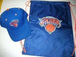 New York Knicks Adjustable Strapback Blue Hat Baseball Cap &