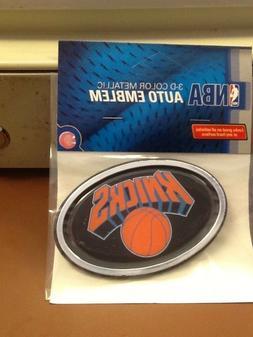 New York Knicks auto  emblem lot of 30
