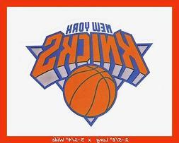 NEW YORK KNICKS BASKETBALL NBA DECAL STICKER TEAM LOGO~BUY 1