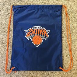 New York  KNICKS - Basketball - Tote Bag with Drawstrings