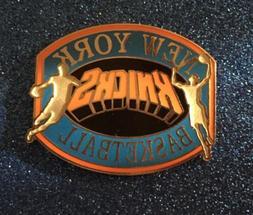 new york knicks beautiful older pin no
