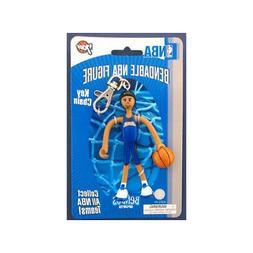 New York Knicks BENDOS bendable Keychain NBA New