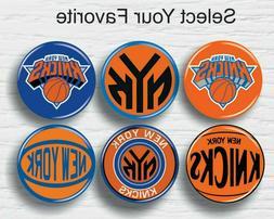 new york knicks buttons 1 25 nba