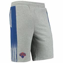 New York Knicks Comfort Shorts - Heathered Gray