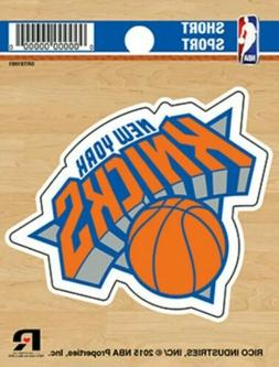 New York Knicks Die Cut Decal from Rico