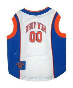 New York Knicks Dog Clothes Pet Jersey NBA for Dog / Cat Siz