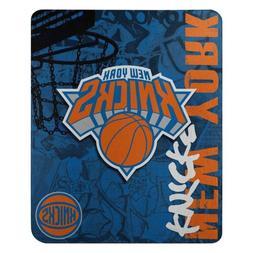 New York Knicks Graffiti Large Lightweight 50x60 Fleece Thro