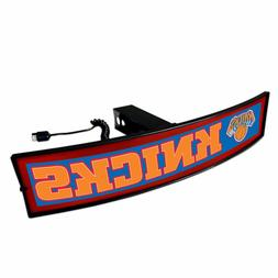 New York Knicks Light Up Hitch Cover - LED Illuminated Trail