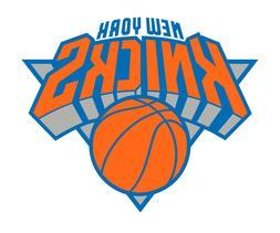 New York Knicks Logo Vinyl Sticker