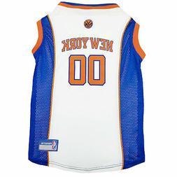 Pets First New York Knicks Mesh Jersey