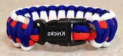 NEW YORK KNICKS~NBA~3 Color 550 Paracord Bracelet~Anthony~St