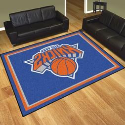 New York Knicks NBA 8ft x10ft Area Rug
