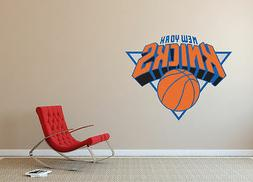 New York Knicks NBA Bedroom Poster Wall Decal Art Sticker De
