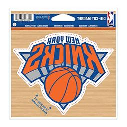 New York Knicks Official NBA 4.5 inch x 6 inch Car Magnet by