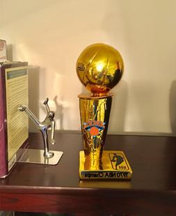 New York Knicks NBA Champions Replica Trophy Man Cave Item