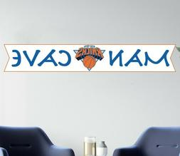 New York Knicks NBA Logo Wall Decal Sport Basketball Man Cav