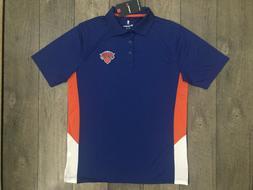 Fanatics New York Knicks NBA Polo Shirt Men's SIze Medium