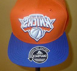 NEW YORK KNICKS  NBA ADIDAS SNAPBACK HAT CAP Detail under vi