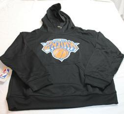 New York Knicks NBA Youth Black Hoodie Hooded Sweatshirt Siz