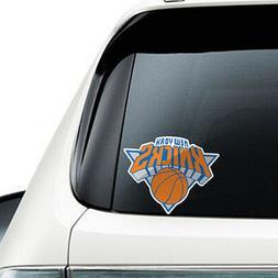 New york knicks NEW NBA Die Cut Vinyl Sticker Car Bumper Win