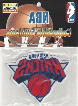 New York Knicks Official Jersey PATCH National Emblem Sealed