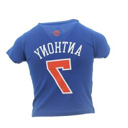 New York Knicks Official NBA Adidas Infant Toddler Size Carm
