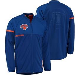 New York Knicks Adidas On-Court Warm-Up Jacket Coat 2X NBA W