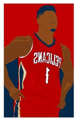 New York Knicks Orleans Pelicans Dallas Mavericks Prints Bob