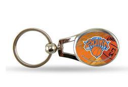 New York Knicks Oval Keychain