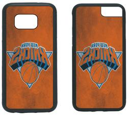 NEW YORK KNICKS PHONE CASE COVER FITS iPHONE 7 8+ XS MAX SAM