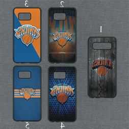 New York Knicks Phone Case For Samsung Galaxy S20 S10 S9 S8