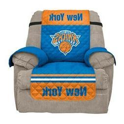 new york knicks recliner protector