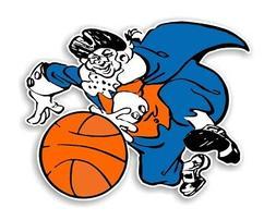 New York Knicks Retro Precision Cut Decal / Sticker