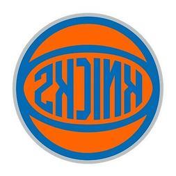 New York Knicks Round  Decal / Sticker Die cut