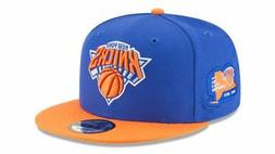 New York Knicks Side Stated 9FIFTY Adjustable Snapback Hat B