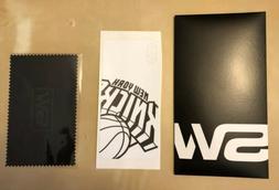 Slickwraps New York Knicks Skin For iPhone X -Matte White- L