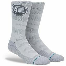 new york knicks snow camo crew sock
