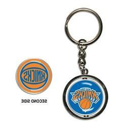 New York Knicks Spinner Keychain New