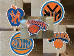 New York Knicks Sticker Decal Vinyl Sign NBA Knickerbockers