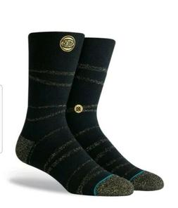 STANCE NEW YORK KNICKS Trophy Twist Socks  Size: LARGE    NE