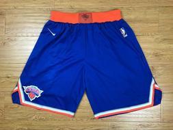 New York Knicks Vintage Basketball Game Shorts NBA Men's NWT