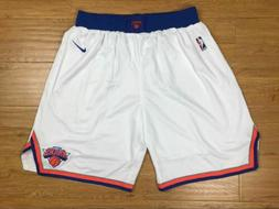 New York Knicks Vintage Basketball Game Shorts NBA Men's NWT