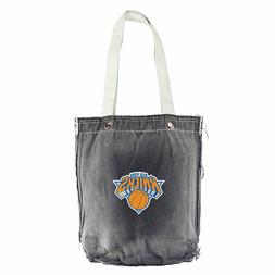 New York Knicks Vintage Denim Purse Tote Bag NBA