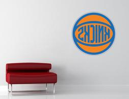 New York Knicks Wall Decal Vinyl Sticker Room EXTRA LARGE L1
