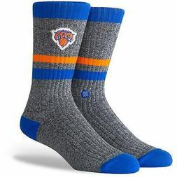 New York Knicks Stance Women's Boot Logo Crew Socks