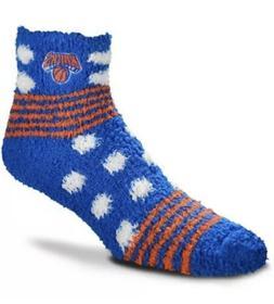 New York Knicks For Bare Feet Women's Homegator Socks