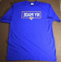 new york made knicks mens adult large