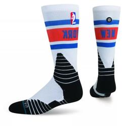 NWT STANCE CORE CREW NBA NEW YORK KNICKS BASKETBALL FUSION S